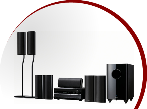Aluguel e Venda de Home Theater